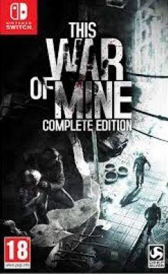 Jaquette de This War of Mine Nintendo Switch