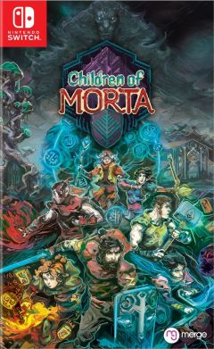 Jaquette de Children of Morta Nintendo Switch
