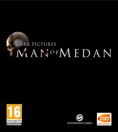 Jaquette de The Dark Pictures Anthology - Man of Medan PC