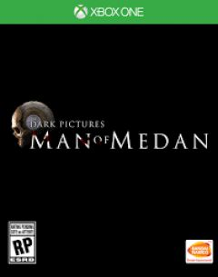 Jaquette de The Dark Pictures Anthology - Man of Medan Xbox One