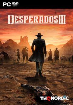 Jaquette de Desperados III PC