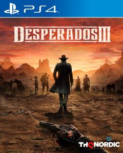 Jaquette de Desperados III PS4