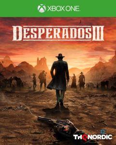 Jaquette de Desperados III Xbox One