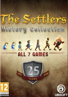 Jaquette de The Settlers History Collection PC