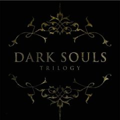 Jaquette de Dark Souls Trilogy PS4