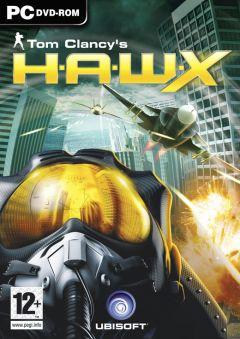 Jaquette de Tom Clancy's H.A.W.X. PC