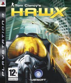 Jaquette de Tom Clancy's H.A.W.X. PlayStation 3