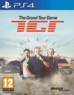 Jaquette de The Grand Tour Game PS4