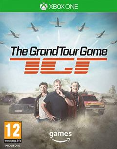 Jaquette de The Grand Tour Game Xbox One