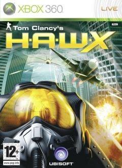 Jaquette de Tom Clancy's H.A.W.X. Xbox 360