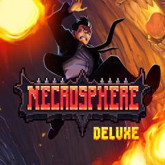 Jaquette de Necrosphere Nintendo Switch