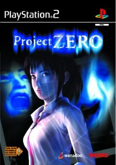 Jaquette de Project Zero PlayStation 2