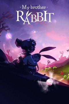 Jaquette de My Brother Rabbit Nintendo Switch
