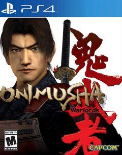 Jaquette de Onimusha : Warlords PS4
