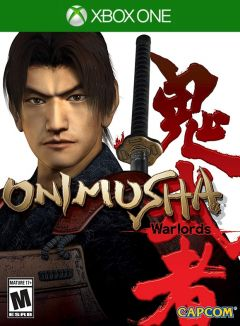 Jaquette de Onimusha : Warlords Xbox One
