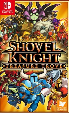 Jaquette de Shovel Knight Showdown Nintendo Switch