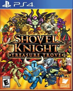Jaquette de Shovel Knight Showdown PS4