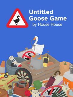 Jaquette de Untitled Goose Game Nintendo Switch