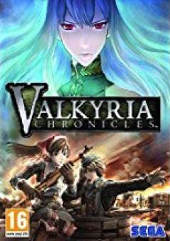 Jaquette de Valkyria Chronicles Nintendo Switch