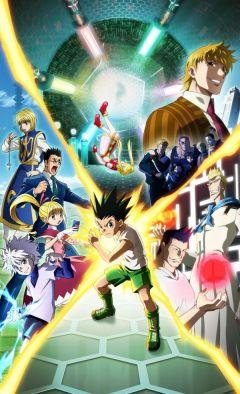 Jaquette de Hunter X Hunter : Greed Adventure Android