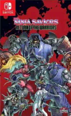 Jaquette de The Ninja Warriors : Once Again Nintendo Switch
