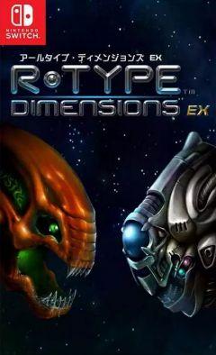 Jaquette de R-Type Dimensions Nintendo Switch