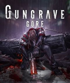 Jaquette de GunGrave G.O.R.E. PS4