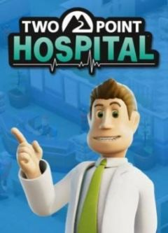 Jaquette de Two Point Hospital Mac