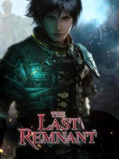 Jaquette de The Last Remnant PS4