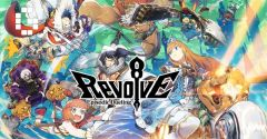 Jaquette de Revolve8 : Episodic Dueling Non annonc�