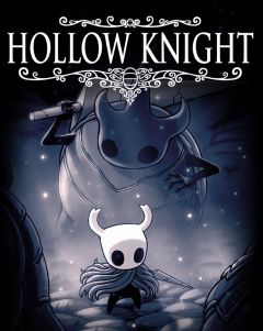 Jaquette de Hollow Knight PS4