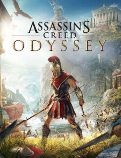 Jaquette de Assassin's Creed Odyssey Nintendo Switch