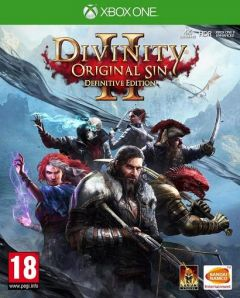 Jaquette de Divinity : Original Sin 2 - Definitive Edition Xbox One