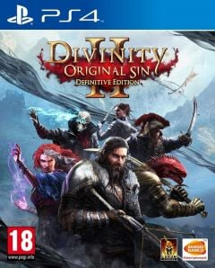 Jaquette de Divinity : Original Sin 2 - Definitive Edition PS4