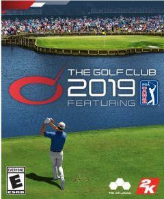 Jaquette de The Golf Club 2019 PC