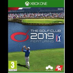 Jaquette de The Golf Club 2019 Xbox