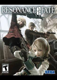 Jaquette de Resonance of Fate 4K/HD Edition PC