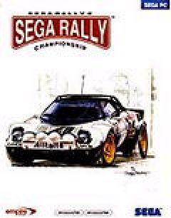 Jaquette de Sega Rally Championship 2 PC
