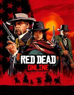 Jaquette de Red Dead Online PS4