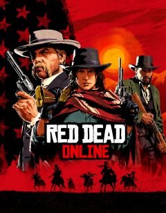 Jaquette de Red Dead Online PS4