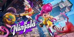 Jaquette de Ninjala Nintendo Switch