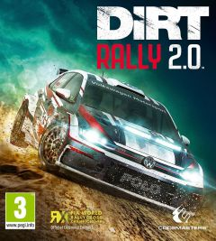 Jaquette de DiRT Rally 2.0 PC