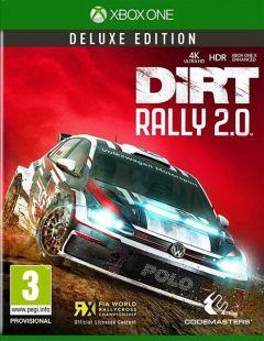 Jaquette de DiRT Rally 2.0 Xbox One