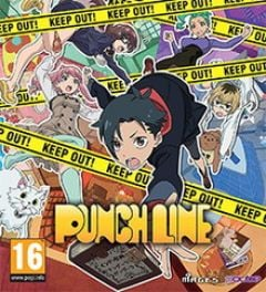 Jaquette de Punch Line PS4