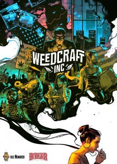 Jaquette de Weedcraft Inc PC