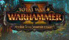 Jaquette de Total War : Warhammer II : Curse of the Vampire Coast PC