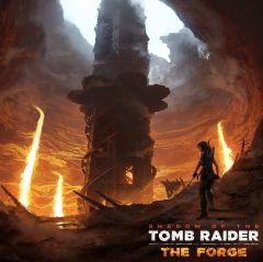 Jaquette de Shadow of the Tomb Raider : The Forge PS4