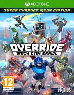Jaquette de Override : Mech City Brawl Xbox One