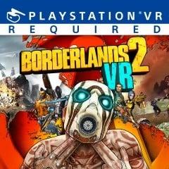 Jaquette de Borderlands 2 VR PlayStation VR