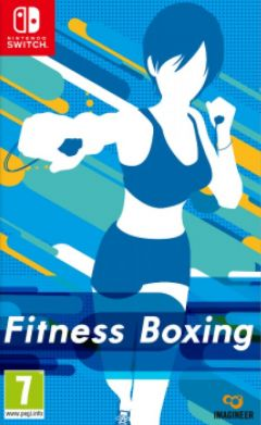 Jaquette de Fitness Boxing Nintendo Switch